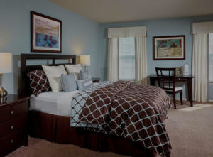 Korman Residential - Willow Shores Floor Plan
