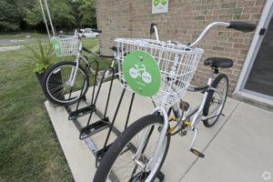 Korman Residential at Willow Shores Bike Sharing