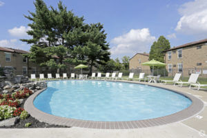 Korman Residential at Willow Shores Pool